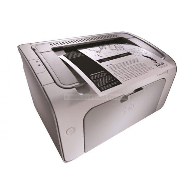 imprimante monochrome laser hp laserjet pro p1102. Black Bedroom Furniture Sets. Home Design Ideas