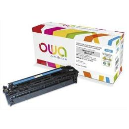 Toner laser armor owa cyan compatible hp 125a cb541a