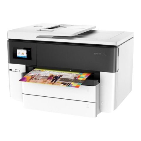 Imprimante 4en1 couleur a3 hp officejet pro 7740 all-in-one