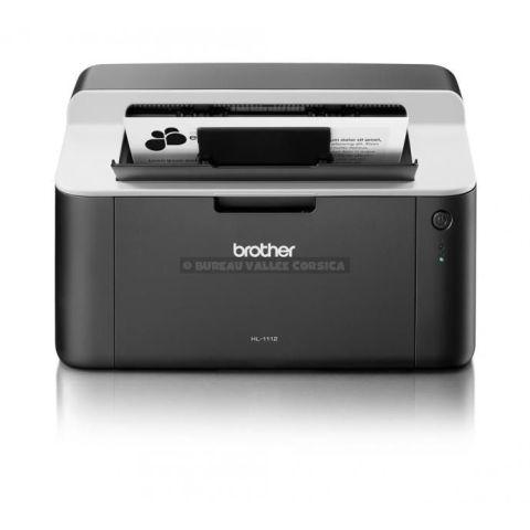 Hl1112a imprimante laser monochrome - Imprimante bureau vallee ...